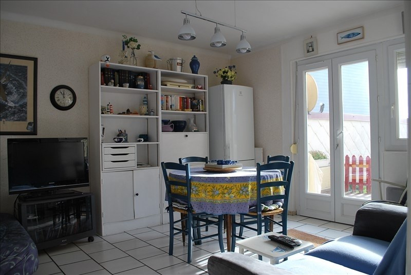 Vente appartement Fort mahon plage 109 000€ - Photo 1