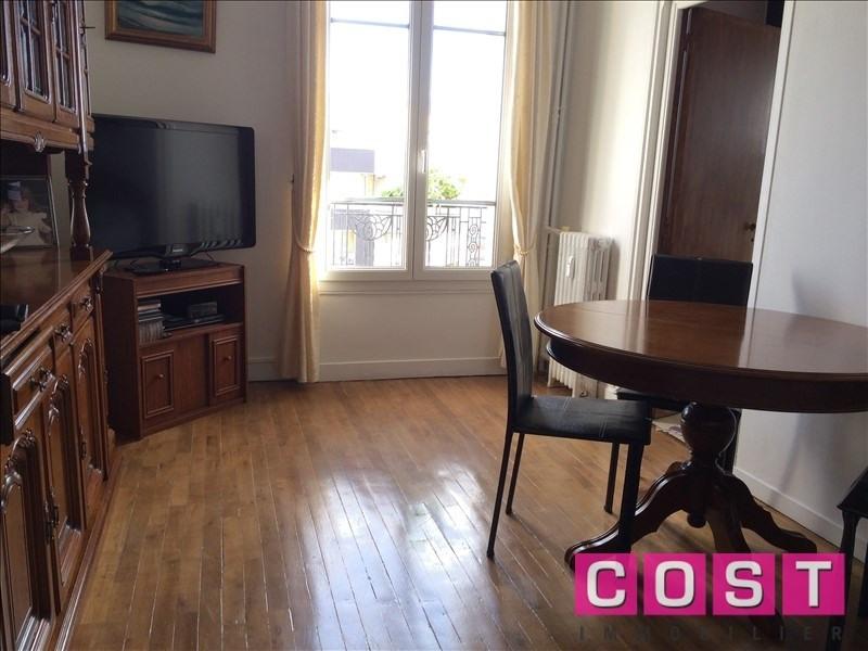 Venta  apartamento Asnieres sur seine 214000€ - Fotografía 1