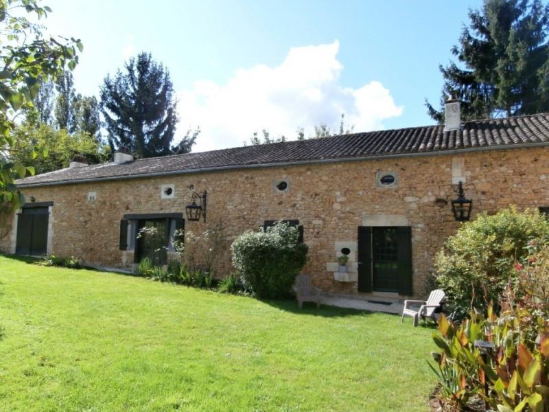 Vente maison / villa Saint martin des combes 380500€ - Photo 2