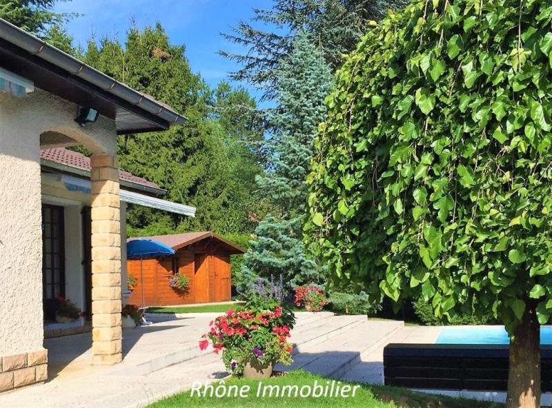 Vente maison / villa Saint chef 330000€ - Photo 3