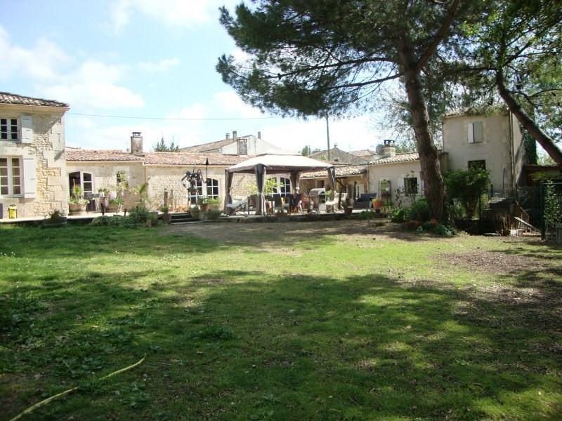 Sale house / villa St andre de lidon 409500€ - Picture 2