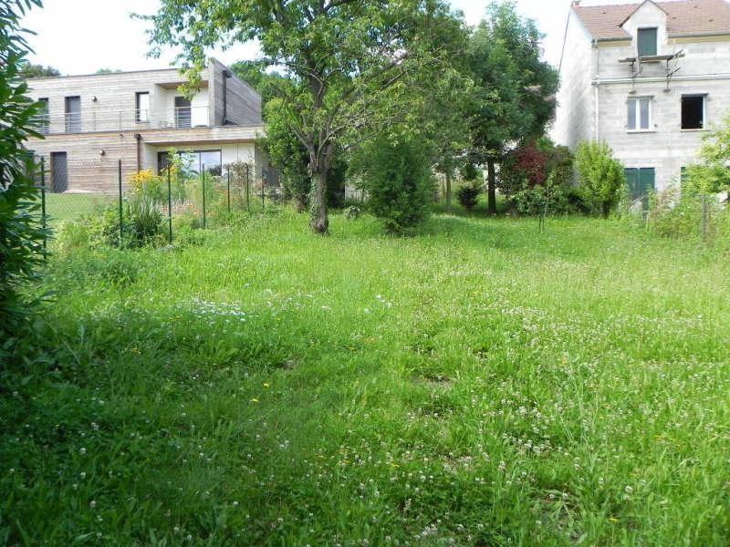 Vente terrain Jouy le moutier 177000€ - Photo 1