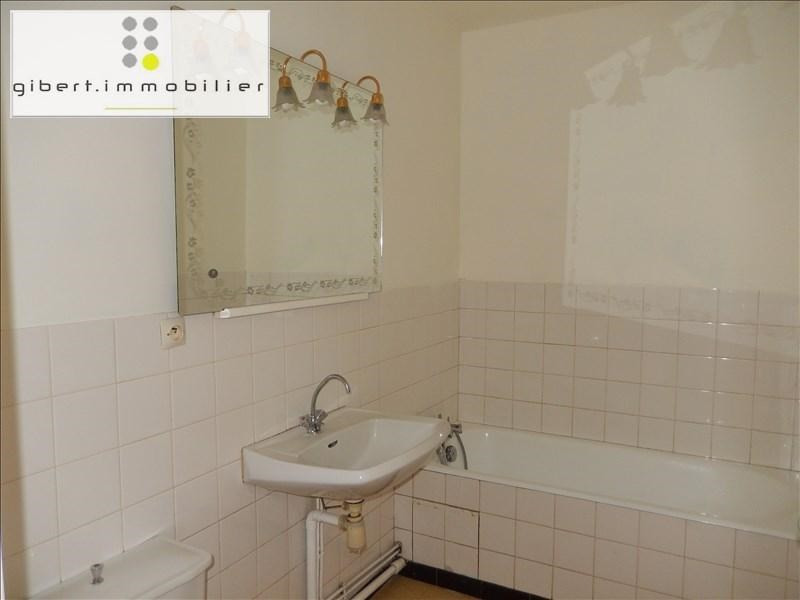 Rental apartment Espaly st marcel 300,75€ CC - Picture 5