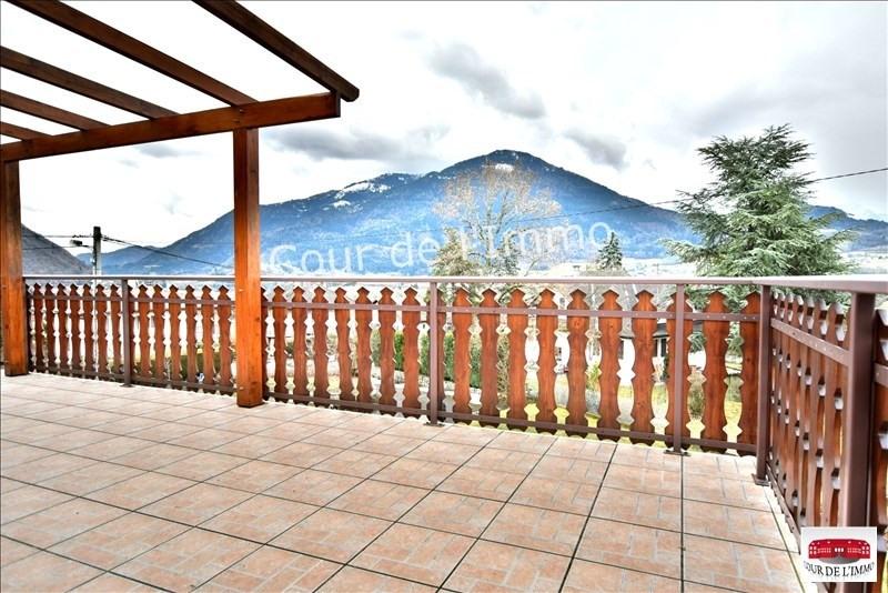 Vente maison / villa Viuz en sallaz 486000€ - Photo 9