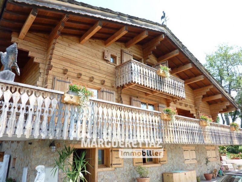 Sale house / villa Châtillon-sur-cluses 1350000€ - Picture 3