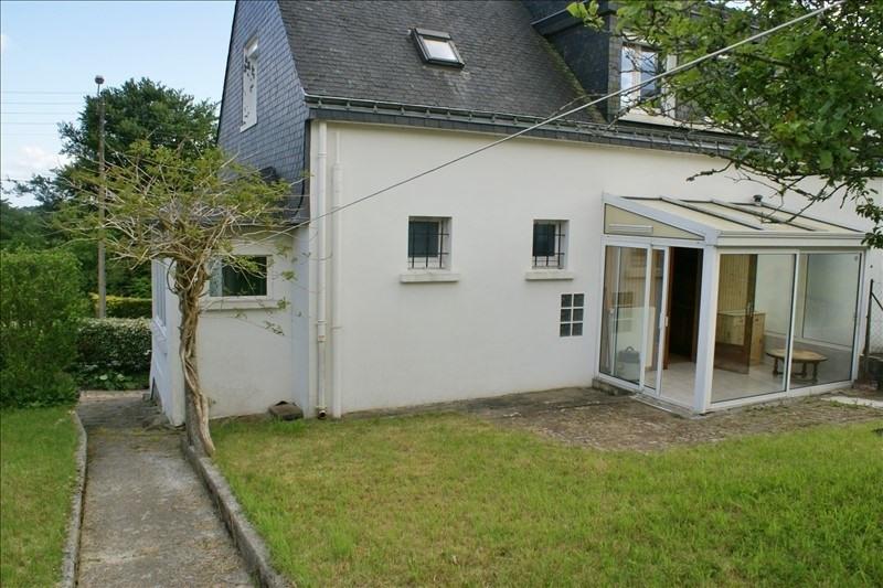 Vente maison / villa Quimperle 133120€ - Photo 5