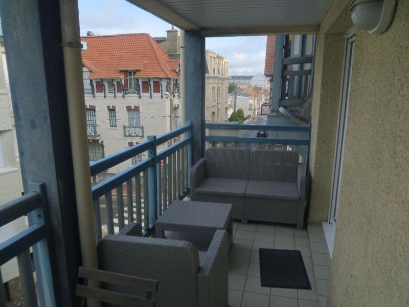 Venta  apartamento Le touquet paris plage 134000€ - Fotografía 9