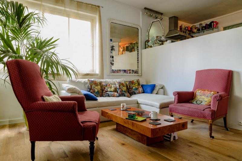 Sale loft/workshop/open plan Paris 18ème 960000€ - Picture 2