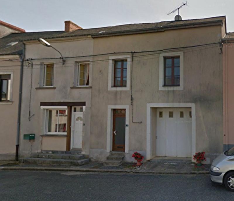 Vente maison / villa La bazouge de chemere 28000€ - Photo 1