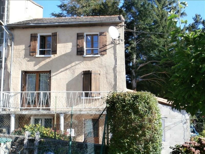 Vente maison / villa Carcassonne 120000€ - Photo 1