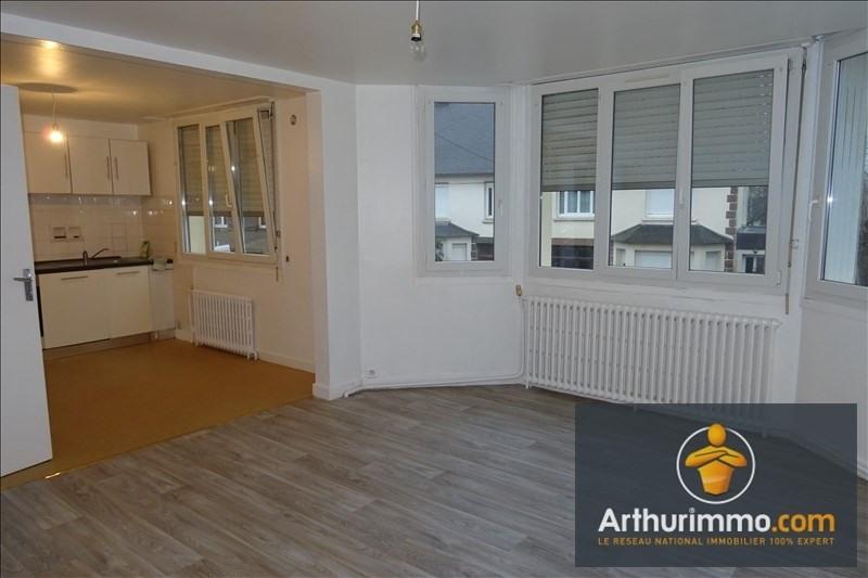 Rental apartment St brieuc 506€ CC - Picture 2