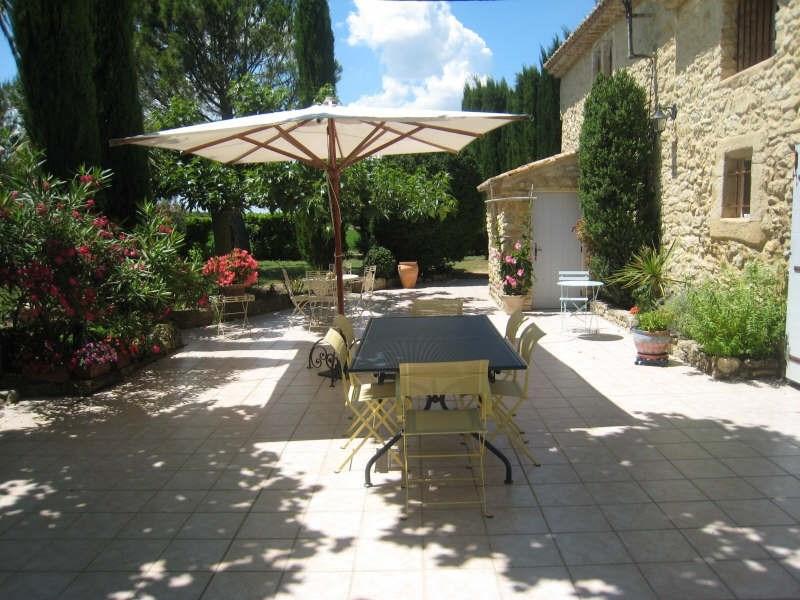 Vente de prestige maison / villa Caderousse 849000€ - Photo 2