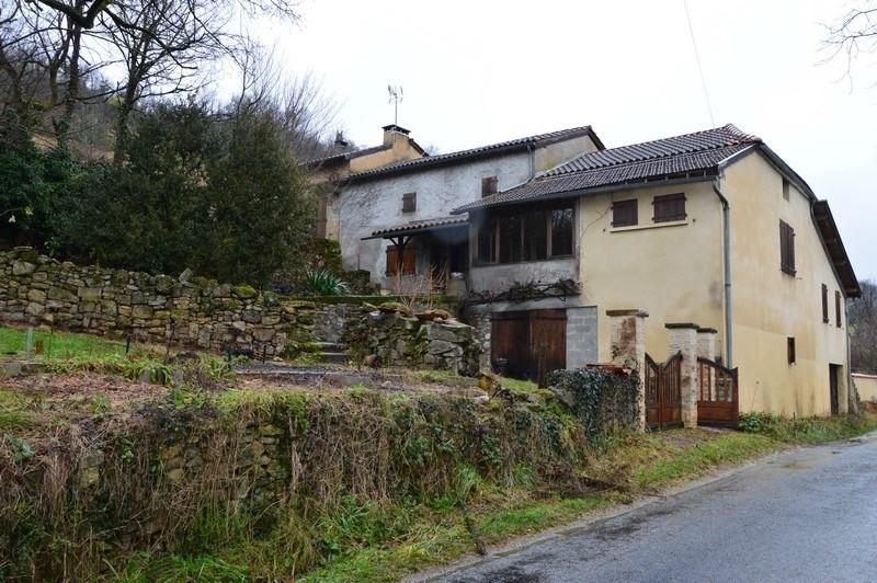 Vente maison / villa Figeac 191700€ - Photo 1