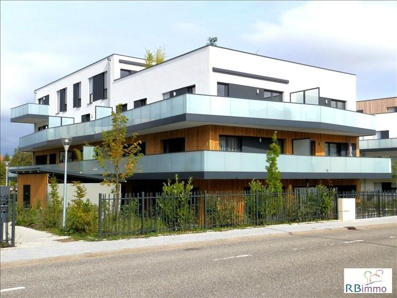 Vente appartement Souffelweyersheim 237000€ - Photo 1