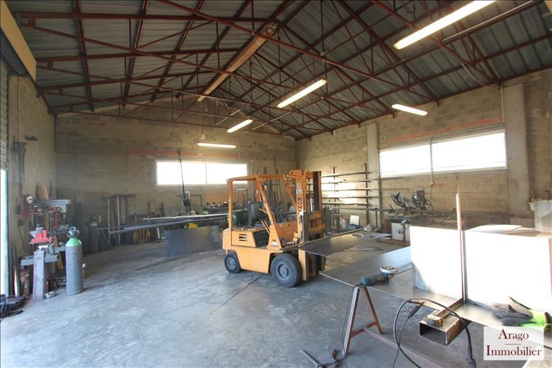 Location local commercial Rivesaltes 1 300€ HT/HC - Photo 3