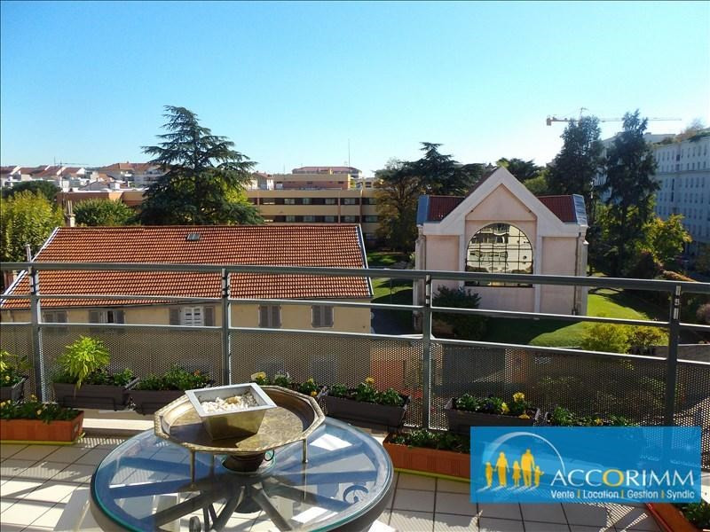 Sale apartment Villeurbanne 276000€ - Picture 2