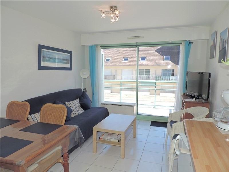Vente appartement Fort mahon plage 184000€ - Photo 1