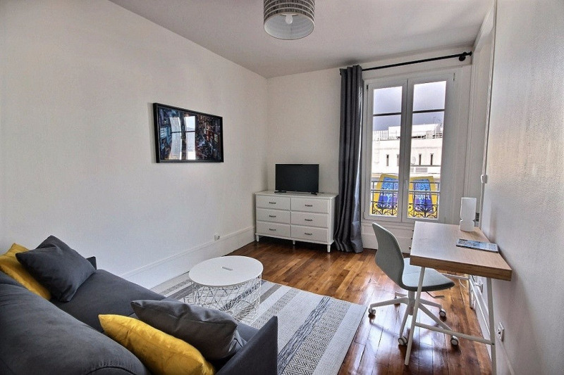 Location appartement Levallois perret 897€ CC - Photo 1