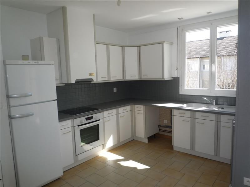 Vente appartement Charvieu chavagneux 135 000€ - Photo 2