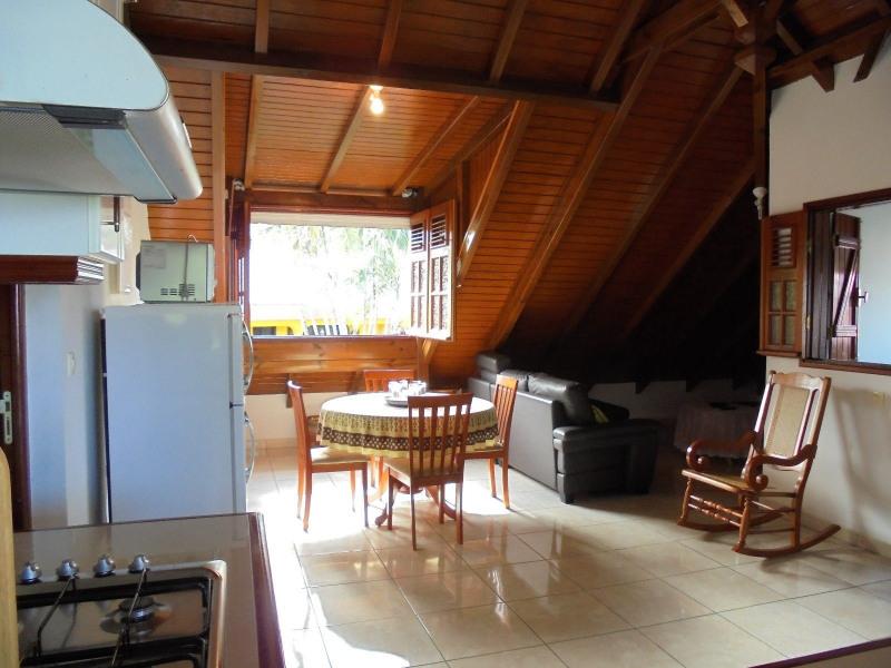 Rental apartment Capesterre belle eau 680€ CC - Picture 1