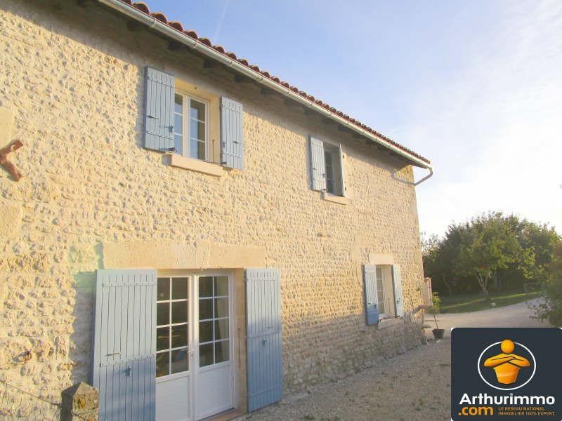 Rental house / villa St pierre de juillers 568€ CC - Picture 2