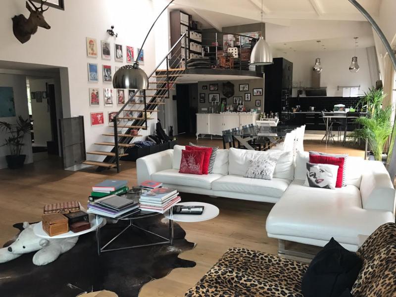 Vente de prestige appartement Saint-cloud 2080000€ - Photo 1