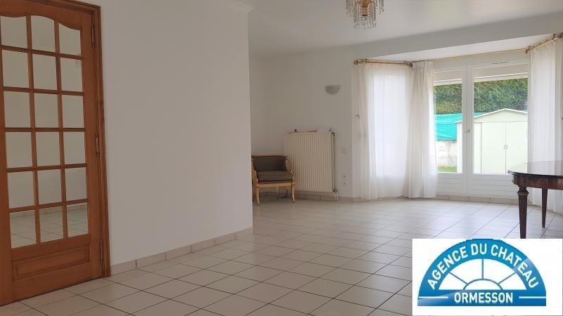 Vente maison / villa Noiseau 412000€ - Photo 2
