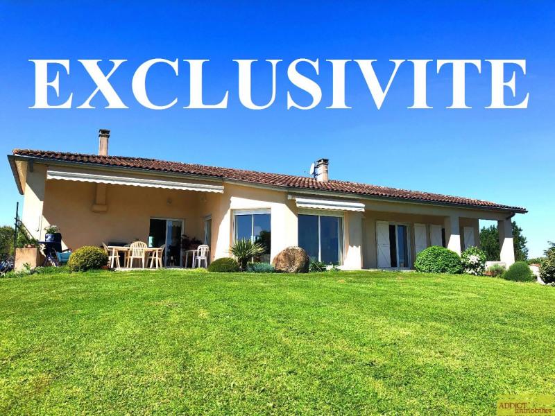Vente maison / villa Secteur montastruc-la-conseillere 369000€ - Photo 1