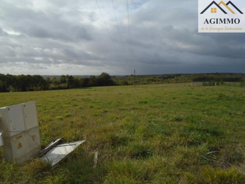 Vente terrain Mauvezin 60000€ - Photo 1