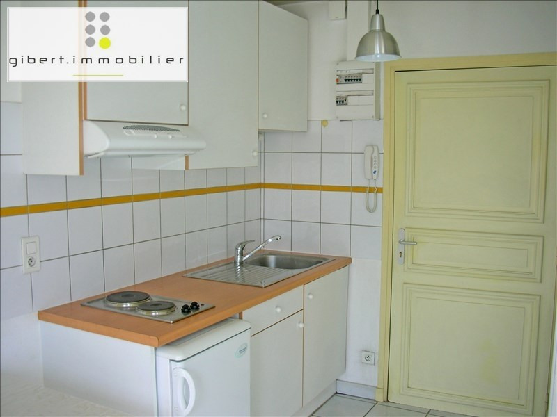 Rental apartment Le puy en velay 298,79€ CC - Picture 3