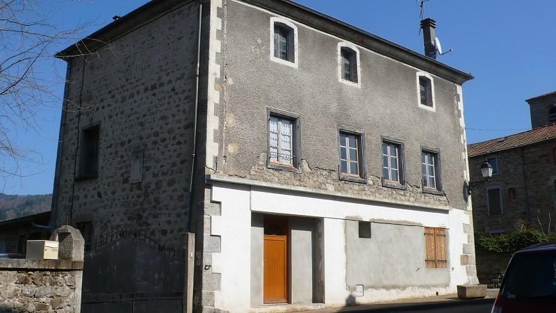 Vente maison / villa Vertolaye 88 000€ - Photo 2