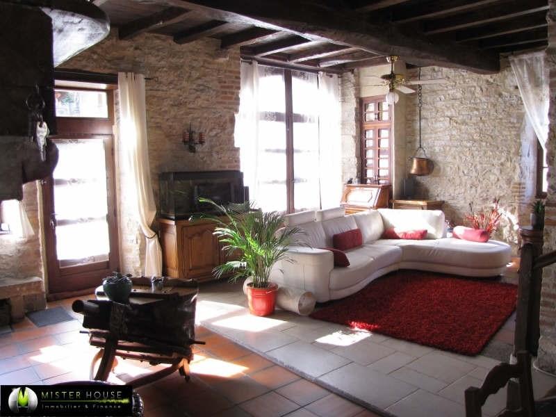 Vente maison / villa Bruniquel 318000€ - Photo 5