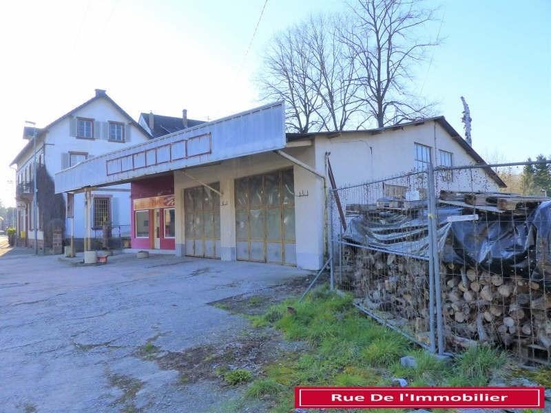 Vente local commercial Hattmatt 139120€ - Photo 1