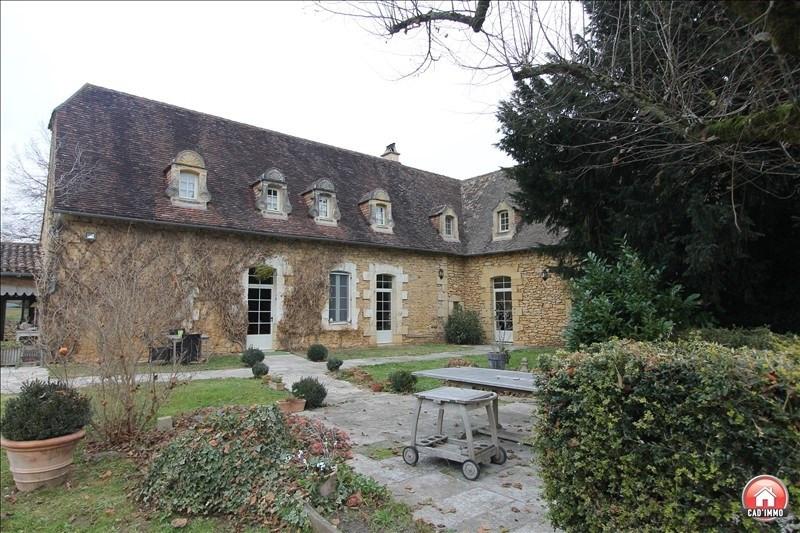 Vente de prestige maison / villa Sarlat la caneda 1060000€ - Photo 1
