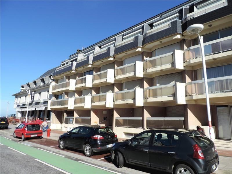 Vente appartement Fort mahon plage 137500€ - Photo 1