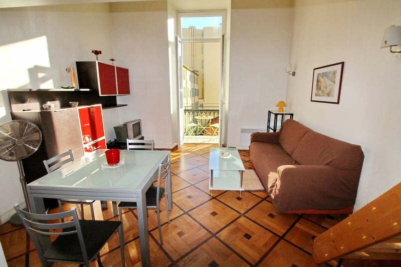 Rental apartment Nice 760€ CC - Picture 1
