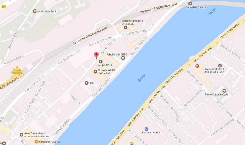 Location Parking / Box Lyon 9ème