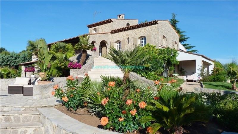 Vente de prestige maison / villa Peymeinade 1580000€ - Photo 12
