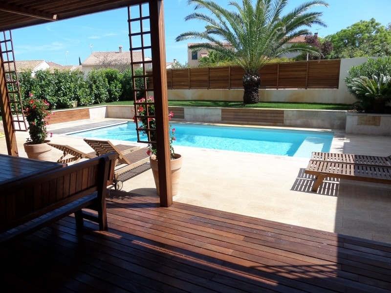 Deluxe sale house / villa Perols 840000€ - Picture 1