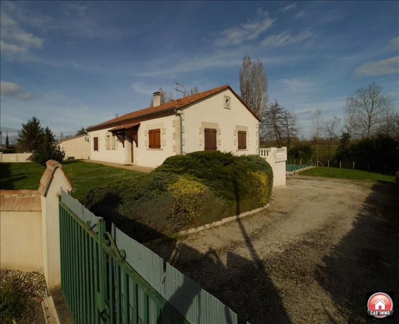 Vente maison / villa St pierre d eyraud 186750€ - Photo 1