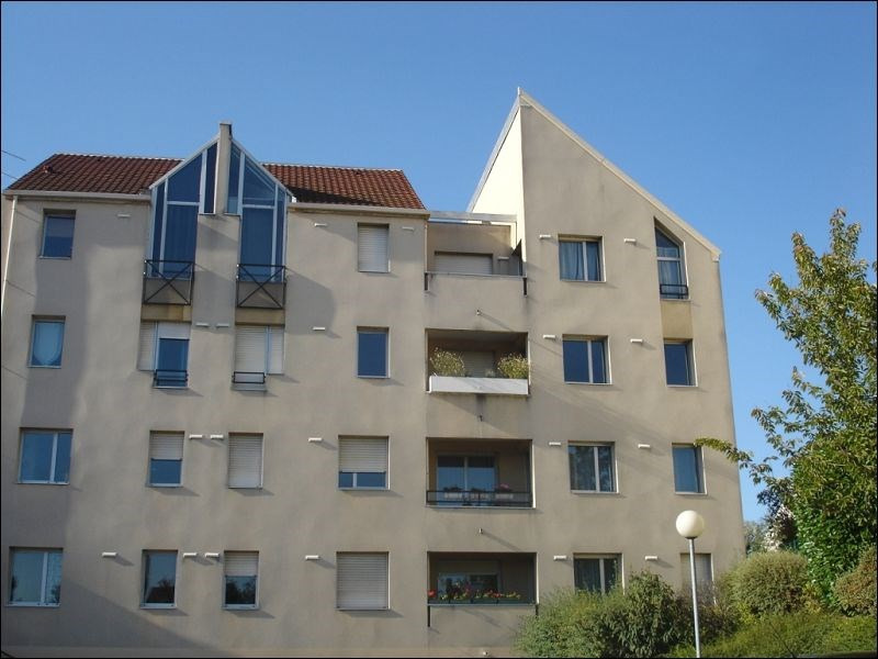 Rental apartment Savigny/orge 571€ CC - Picture 1