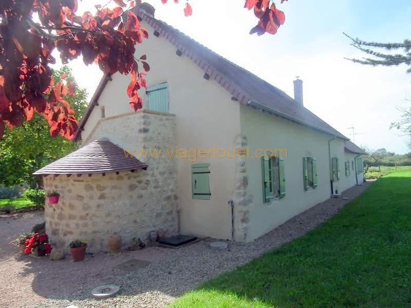 Lijfrente  huis Crechy 99000€ - Foto 4
