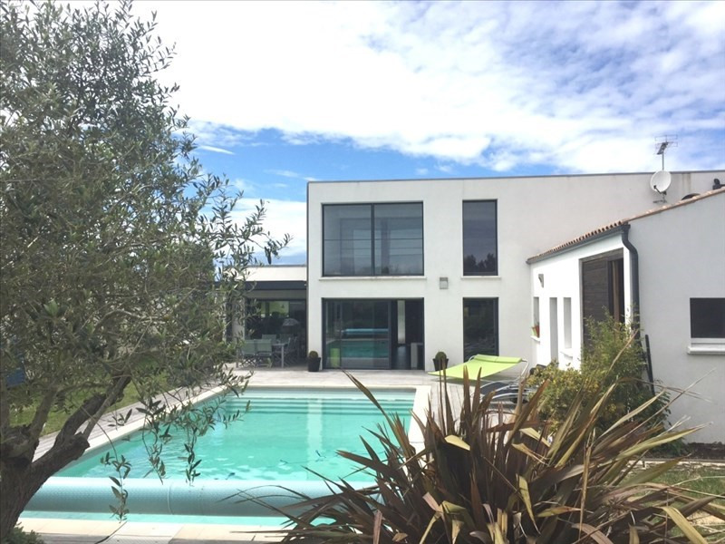 Vente de prestige maison / villa St vivien 577500€ - Photo 2