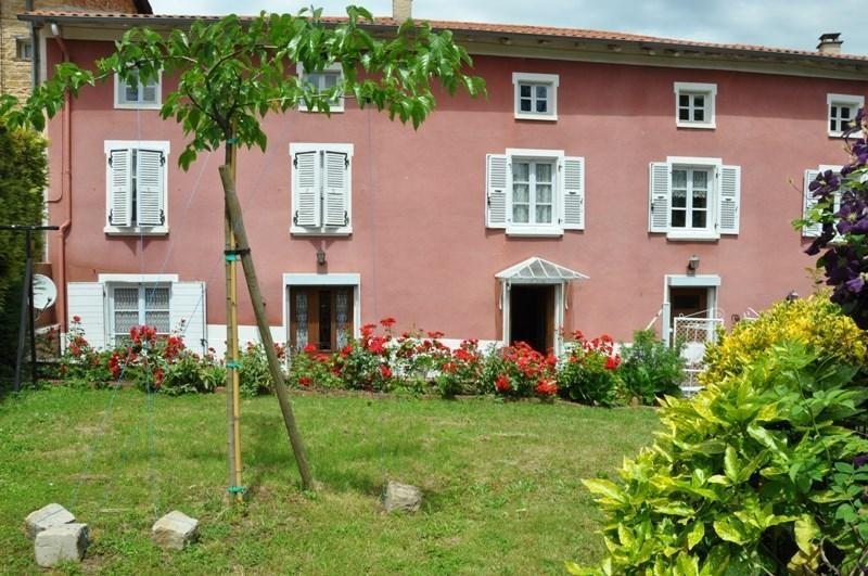 Sale house / villa Villefranche sur saone 235000€ - Picture 1