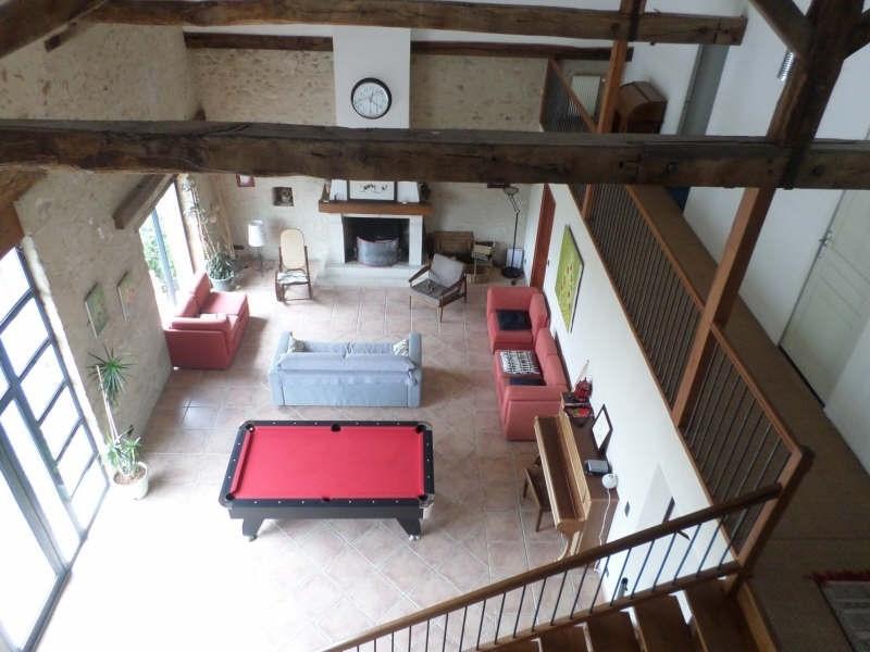 Vente maison / villa Lussac les chateaux 315000€ - Photo 2
