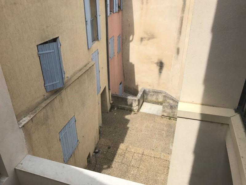 Verkoop  appartement Carpentras 130000€ - Foto 4