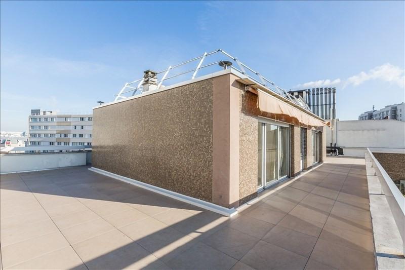 Verkoop  appartement Paris 15ème 645000€ - Foto 4