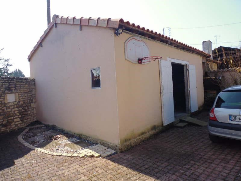 Vente maison / villa Vouille 262000€ -  8