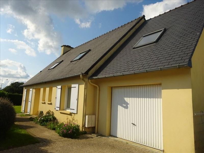 Vente maison / villa Lesneven 159000€ - Photo 1