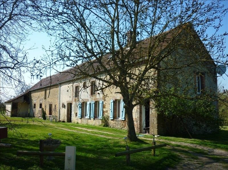 Vente maison / villa Mortagne au perche 199000€ - Photo 1